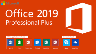 Microsoft Office 2019 Crack + Product Key Full ISO