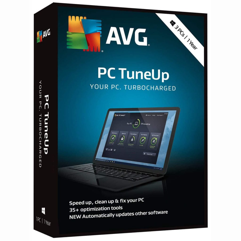 AVG PC TuneUp 2019 Crack + Product Key V19.1.8 Full {For Lifetime}