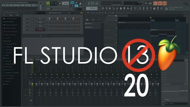 Fl Studio 20 Registration Key + Crack 2019 All Edition Free Download