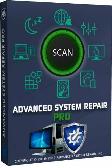Advanced System Repair Pro License Key 2019 with Crack V1.8.2.2 Latest