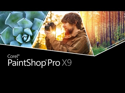 Corel PaintShop Pro X9 Crack + Keygen Full Version [Updated Keys]