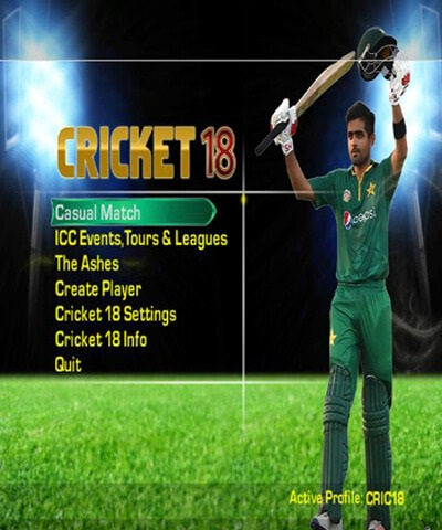 EA Sports Cricket 2018 Game Activation Key Free Download [Full Crack]