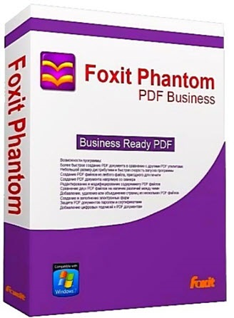 Foxit PhantomPDF Business 9.6.0.25114 Crack + Activation Key {Updated}