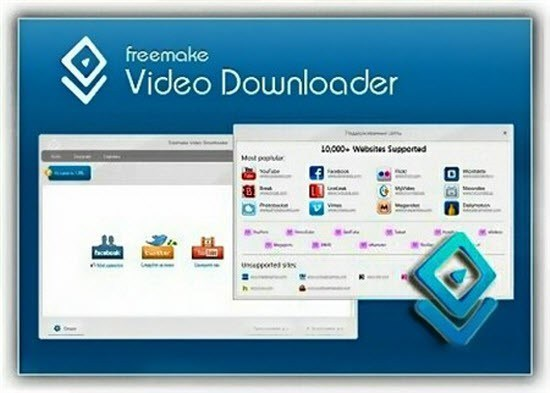Freemake Video Downloader 3.8.2 Crack with Serial Key 2019 {Updated}