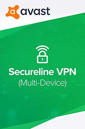 Avast SecureLine VPN 5.3.458 Crack Plus License Key 2020 Latest