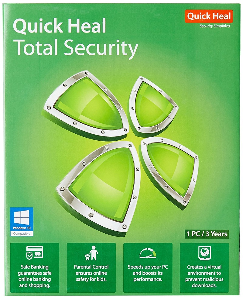 Quick Heal Total Security Crack 2020 + Product Key (Torrent)