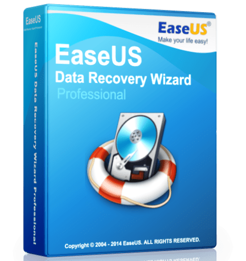 EaseUS Data Recovery Wizard 13.7 License Code + Serial Key (2021)