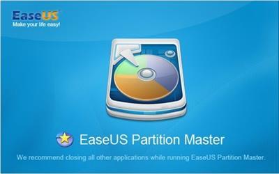 EaseUS Partition Master 13.5.0 Crack + License Key 2019 [Pro Version]
