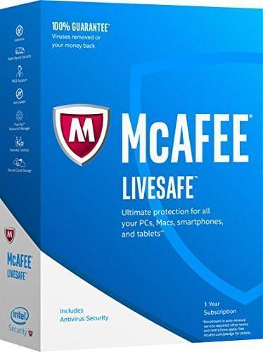 McAfee LiveSafe 2020 Crack + Product Key Premium {Free}