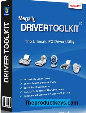 Driver Toolkit 8.6 Crack + License Key 2020 Latest