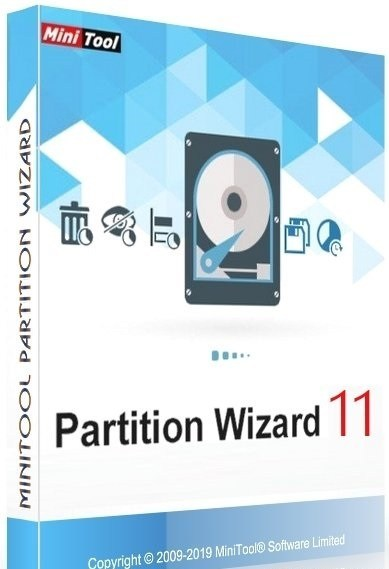 MiniTool Partition Wizard Pro 11.6 Crack + Key 2020 (Torrent)