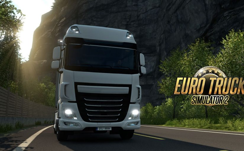 Euro Truck Simulator 2.0 Game Crack + Activation Key Free Download