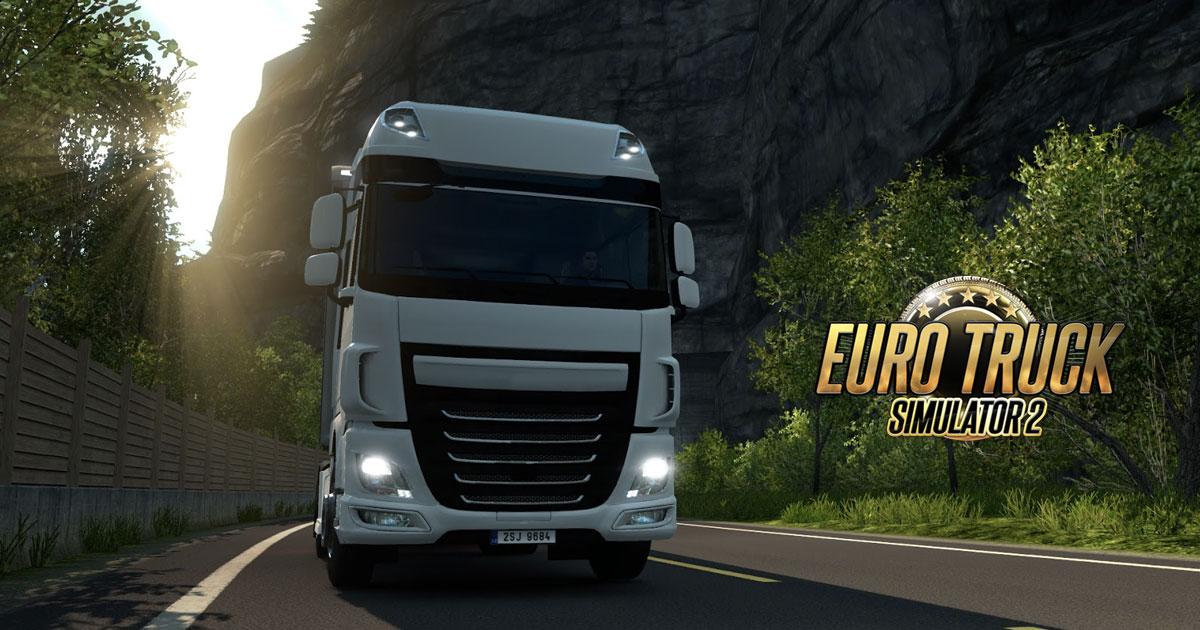 Euro Truck Simulator 2 Product Key Plus Keygen 2021 Full Crack