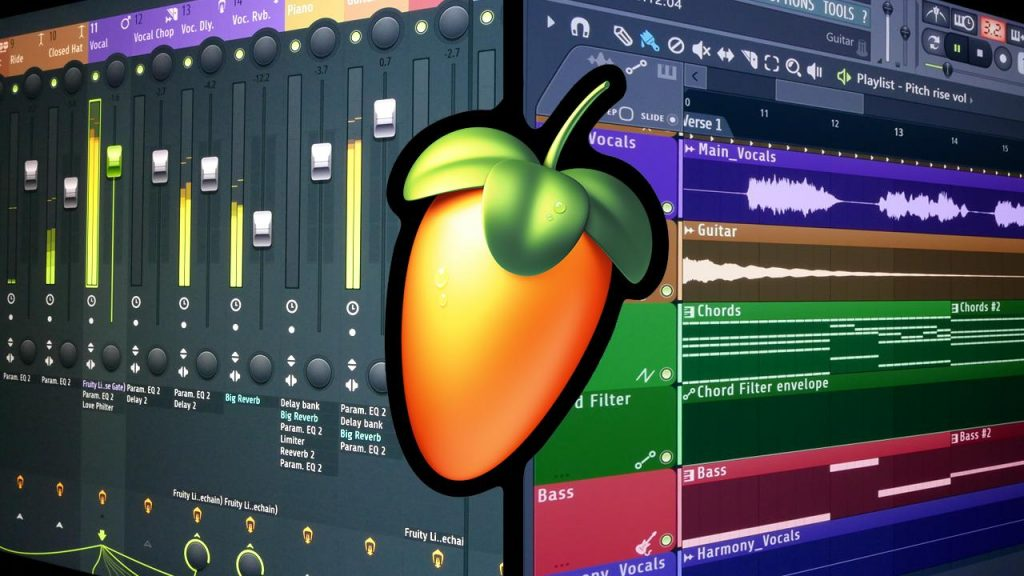 FL Studio 12 Crack with Registration Key 2020 Full Torrent