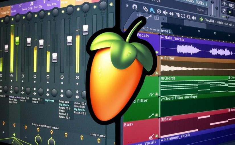 FL Studio 20.8.0 Crack Plus Keygen Torrent Full Version 2021