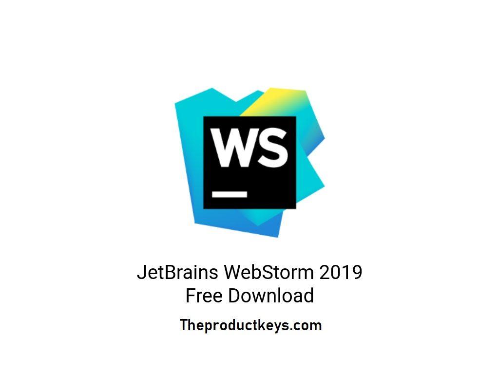 WebStorm 2019.3.1 Crack + License Key Torrent [Win+Mac]