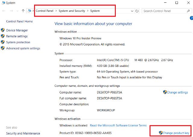Windows 10 Pro Product Key Generator