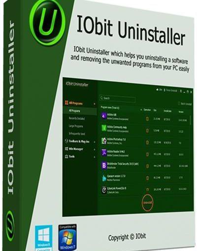 IOBIT Uninstaller Pro Crack + Keygen 2020 Full Torrent Free Download