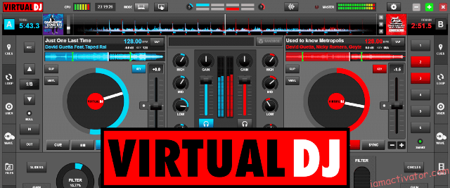Virtual dj 7.4.2 crack mac