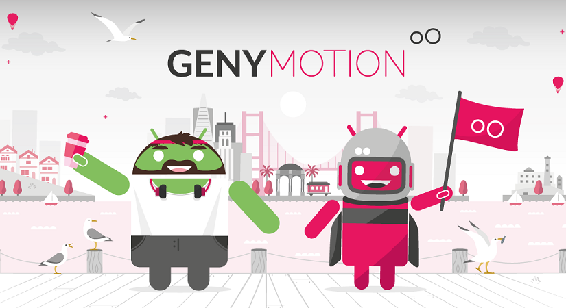 Genymotion 3.1.2 Crack with License Key 2021 Torrent Free