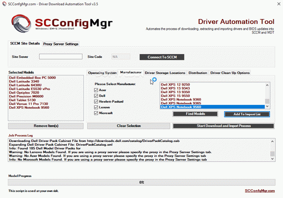 Driver Automation Tool 6.4.5 Crack + Serial Key 2020 Latest