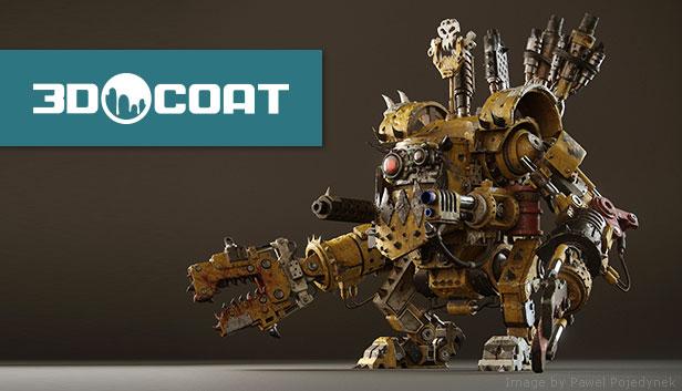 3D Coat 4.9.36 Crack + Keygen 2020 Latest Patch Download