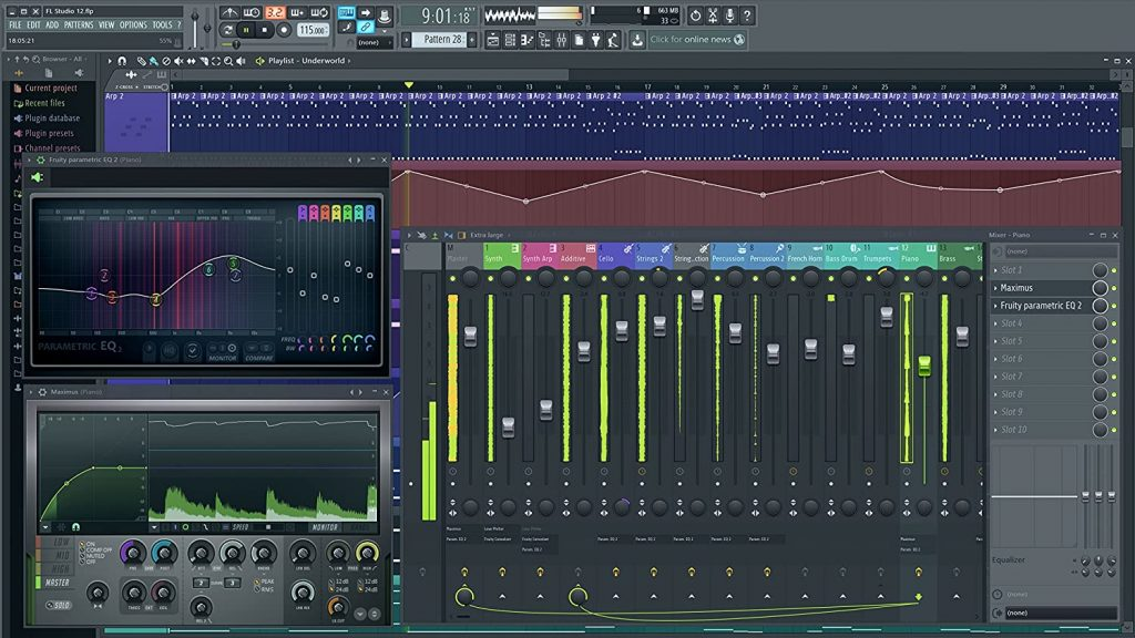 FL Studio 12 Crack + Torrent Keygen 2020 Full Version