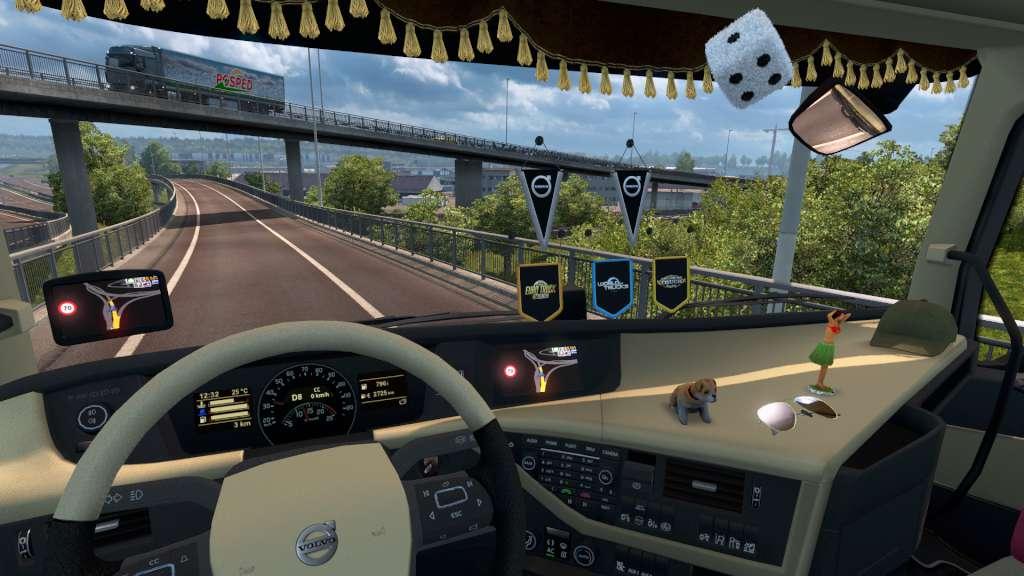 Euro Truck Simulator 2 Crack V1.36 Full Product Key 2020 All DLC