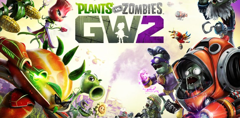 Plants vs Zombies: Garden Warfare 2 PC Crack + License Key 2021