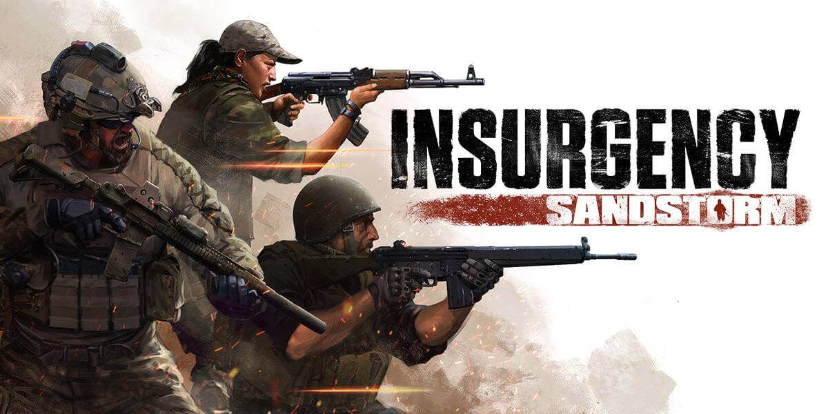 Insurgency PC Crack + License Key Free Download 2021