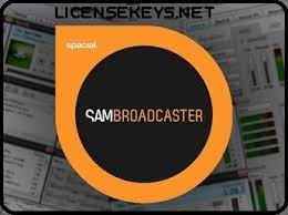 SAM Broadcaster Pro 2020.8 Crack Plus Full Latest Version