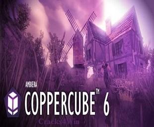 Ambiera CopperCube Studio Edition 6.4 Crack Plus Latest Version