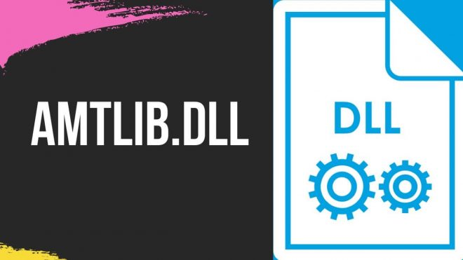 AMTLIB.DLL 2021 Crack With License Key [Latest Version] 2021