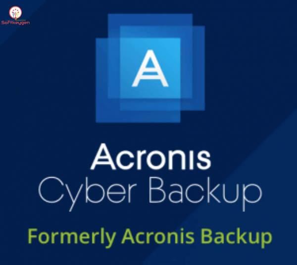 Acronis Cyber Backup 12.5 Build 16343 Crack Plus Keygen Latest