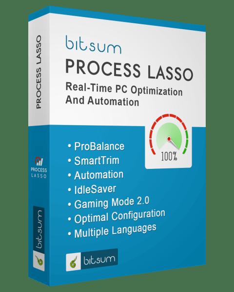 Bitsum Process Lasso Pro 10.2.0.40 Crack With Full Version
