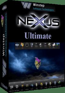 Winstep Nexus Ultimate Crack 20.13 Plus Serial Key Latest Free